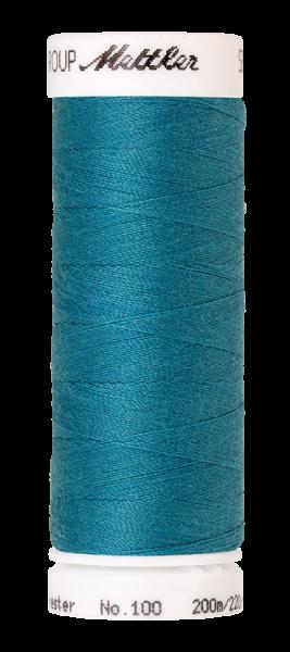 Nähgarn 200 Meter, Farbe:1394, Amann Seralon, Polyester