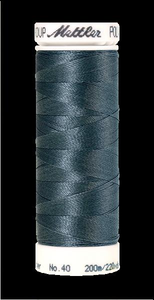 Stickgarn 200 Meter, Farbe:3842, Amann Poly Sheen
