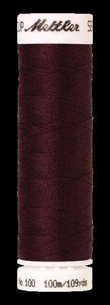 Nähgarn 100 Meter, Farbe:0111, Amann Seralon, Polyester
