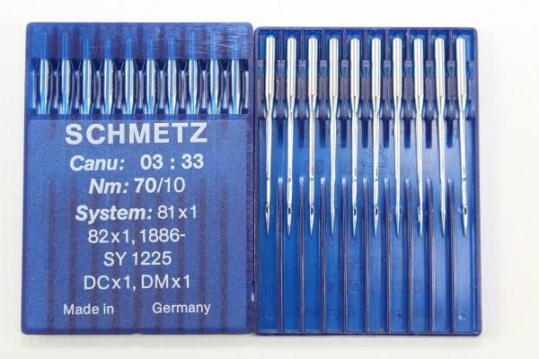 Rundkolbennadeln Stärke 70 System 81x1 / 82x1 / 1886-SY 1225 / DCx1 / DMx1