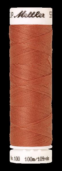 Nähgarn 100 Meter, Farbe:1073, Amann Seralon, Polyester