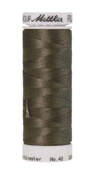 Stickgarn 200 Meter, Farbe:0776, Amann Poly Sheen