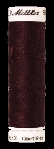 Nähgarn 100 Meter, Farbe:0166, Amann Seralon, Polyester