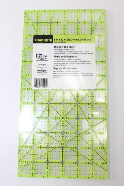 Omnigrip 6 inch x 12 inch Lineal