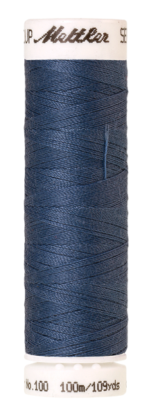 Nähgarn 100 Meter, Farbe:0351, Amann Seralon, Polyester