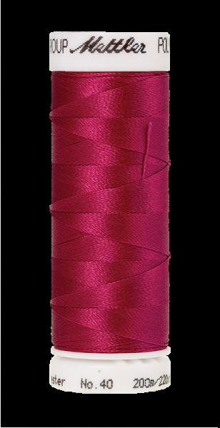 Stickgarn 200 Meter, Farbe:2300, Amann Poly Sheen