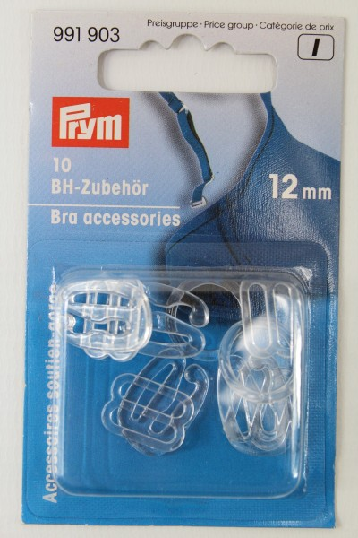 10 BH - Zubehör 12mm transparent