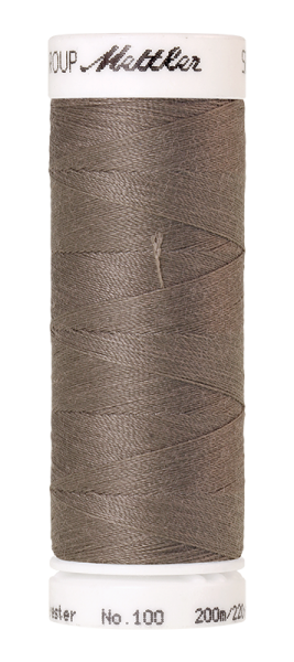 Nähgarn 200 Meter, Farbe:1457, Amann Seralon, Polyester
