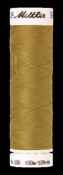 Nähgarn 100 Meter, Farbe:1102, Amann Seralon, Polyester