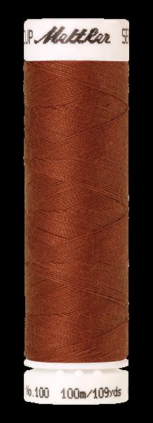 Nähgarn 100 Meter, Farbe:1054, Amann Seralon, Polyester