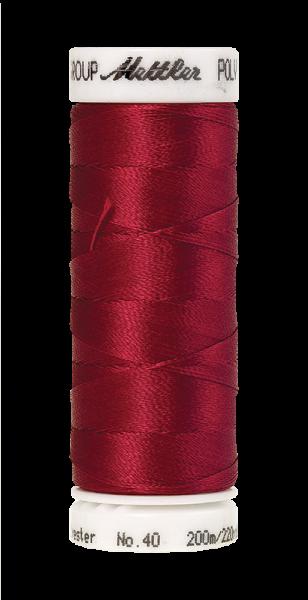 Stickgarn 200 Meter, Farbe:1906, Amann Poly Sheen