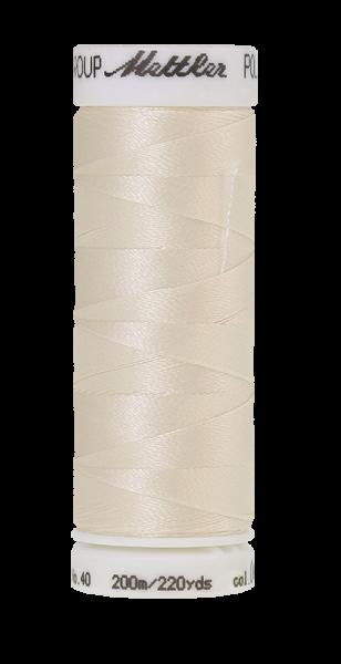 Stickgarn 200 Meter, Farbe:0670, Amann Poly Sheen