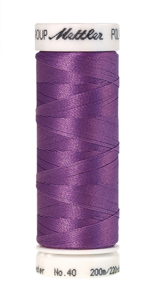 Stickgarn 200 Meter, Farbe:2830, Amann Poly Sheen