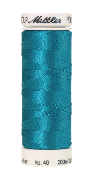 Stickgarn 200 Meter, Farbe:4010, Amann Poly Sheen