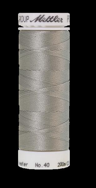 Stickgarn 200 Meter, Farbe:0142, Amann Poly Sheen