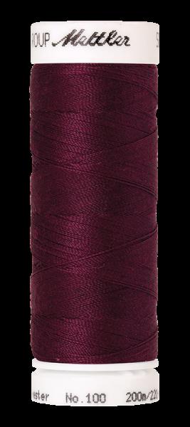 Nähgarn 200 Meter, Farbe:0108, Amann Seralon, Polyester