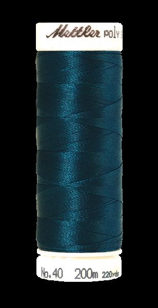 Stickgarn 200 Meter, Farbe:4442, Amann Poly Sheen