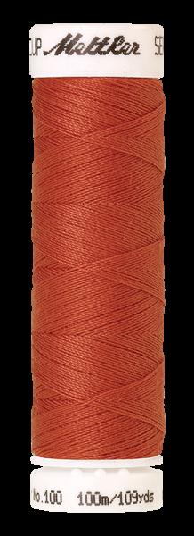 Nähgarn 100 Meter, Farbe:0507, Amann Seralon, Polyester