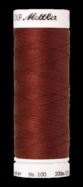 Nähgarn 200 Meter, Farbe:1074, Amann Seralon, Polyester