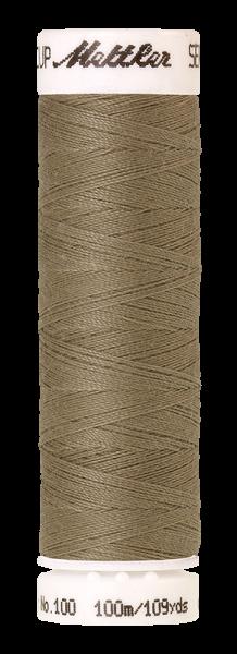 Nähgarn 100 Meter, Farbe:0530, Amann Seralon, Polyester