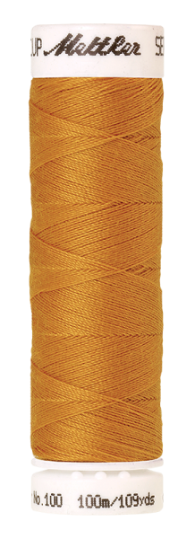Nähgarn 100 Meter, Farbe:0118, Amann Seralon, Polyester