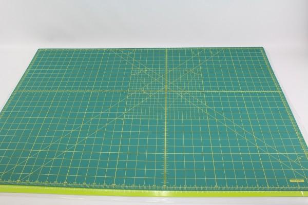 Schneidematte GRÜN ( 90 x 60 cm )