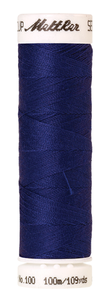 Nähgarn 100 Meter, Farbe:1078, Amann Seralon, Polyester
