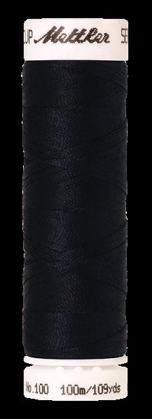 Nähgarn 100 Meter, Farbe:0821, Amann Seralon, Polyester