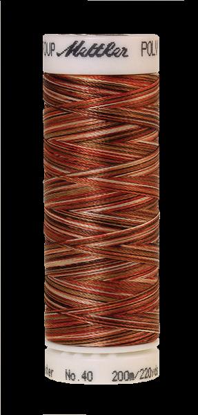 Stickgarn 200 Meter, Farbe:9302, Amann Poly Sheen Multi