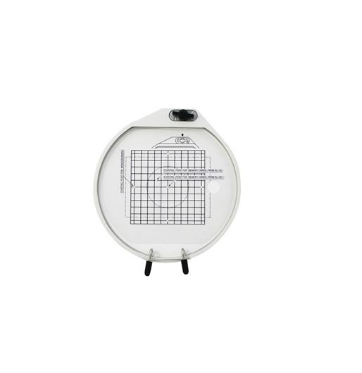 ELNA / JANOME Spannrahmen -F- (rund) 126 x 110 mm