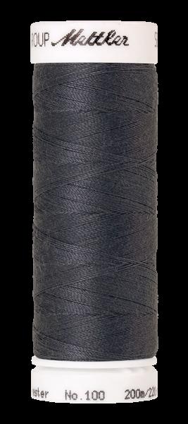 Nähgarn 200 Meter, Farbe:0878, Amann Seralon, Polyester