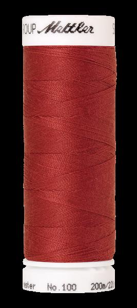 Nähgarn 200 Meter, Farbe:0508, Amann Seralon, Polyester