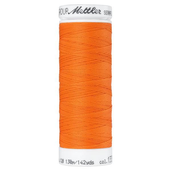 Amann Mettler Seraflex 130m Elastikgarn Nr.1335(orange)