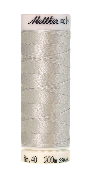 Stickgarn 200 Meter, Farbe:4071, Amann Poly Sheen