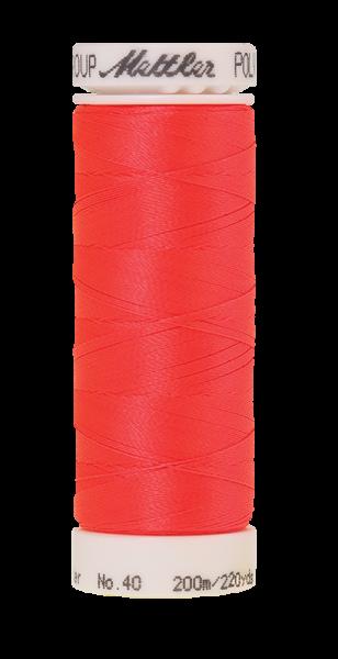 Stickgarn 200 Meter, Farbe:1501, Amann Poly Sheen