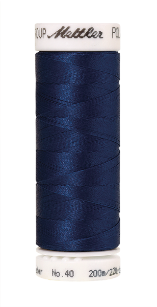 Stickgarn 200 Meter, Farbe:3622, Amann Poly Sheen