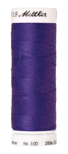Nähgarn 200 Meter, Farbe:0013, Amann Seralon, Polyester