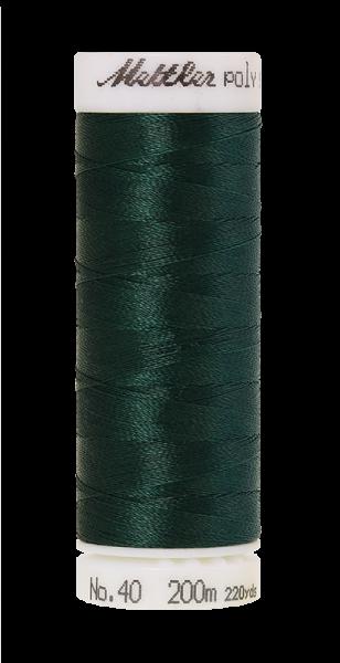 Stickgarn 200 Meter, Farbe:5335, Amann Poly Sheen