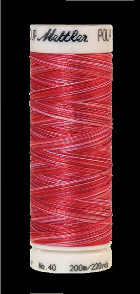 Stickgarn 200 Meter, Farbe:9405, Amann Poly Sheen Multi
