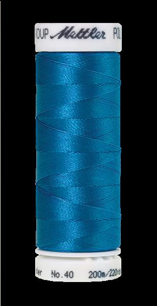 Stickgarn 200 Meter, Farbe:3906, Amann Poly Sheen