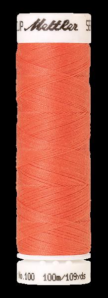 Nähgarn 100 Meter, Farbe:0135, Amann Seralon, Polyester