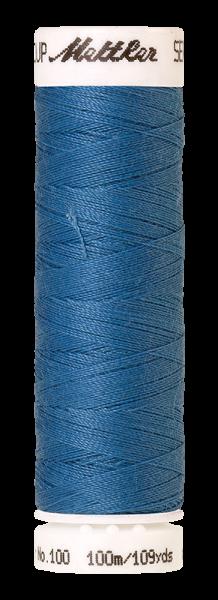 Nähgarn 100 Meter, Farbe:0338, Amann Seralon, Polyester