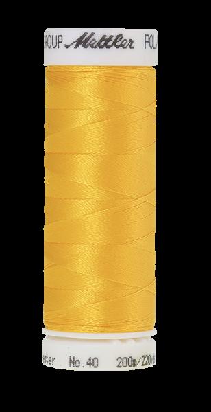 Stickgarn 200 Meter, Farbe:0608, Amann Poly Sheen