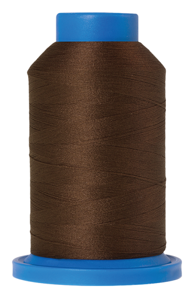 Bauschgarn 1000Meter, Seraflock, braun, Farbe: 1182
