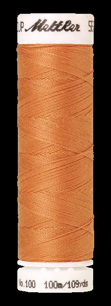 Nähgarn 100 Meter, Farbe:0147, Amann Seralon, Polyester