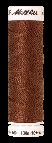 Nähgarn 100 Meter, Farbe:0262, Amann Seralon, Polyester