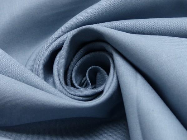 Fahnentuch 100% Baumwolle 140 cm x 100 cm mittelgrau 140g/m²