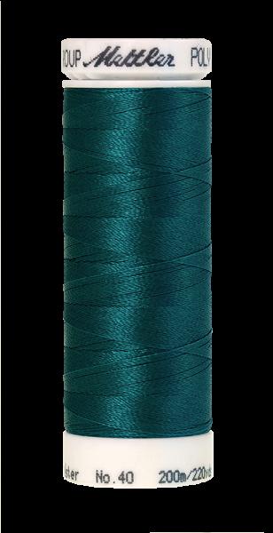 Stickgarn 200 Meter, Farbe:4425, Amann Poly Sheen