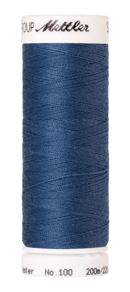 Nähgarn 200 Meter, Farbe:0351, Amann Seralon, Polyester