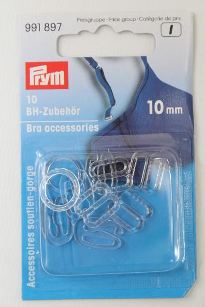 10 BH - Zubehör 10mm transparent